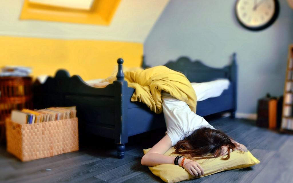 不眠症を解消するためにしておくべき7つの習慣