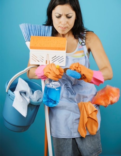 掃除がどうしてもやる気にならない人に共通する7つの原因