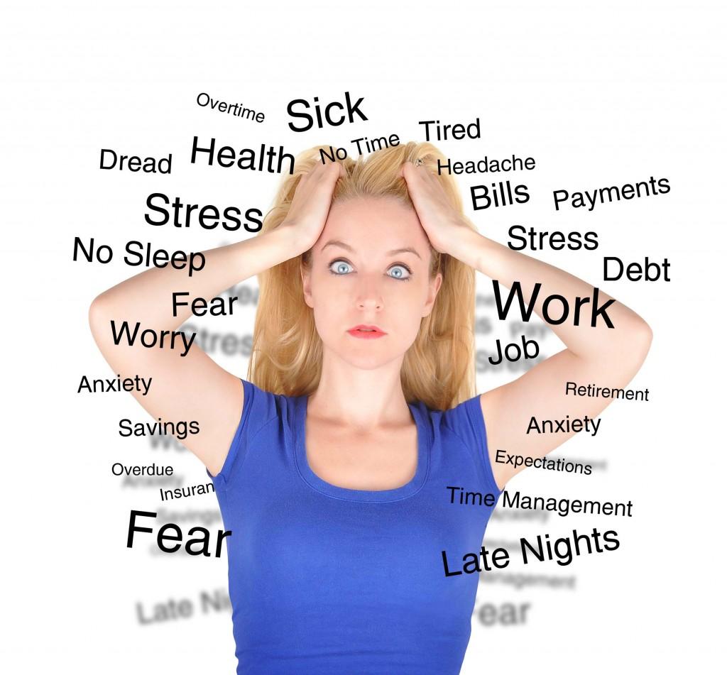 ストレスをためると体調不良に。7つのストレス解消法とは