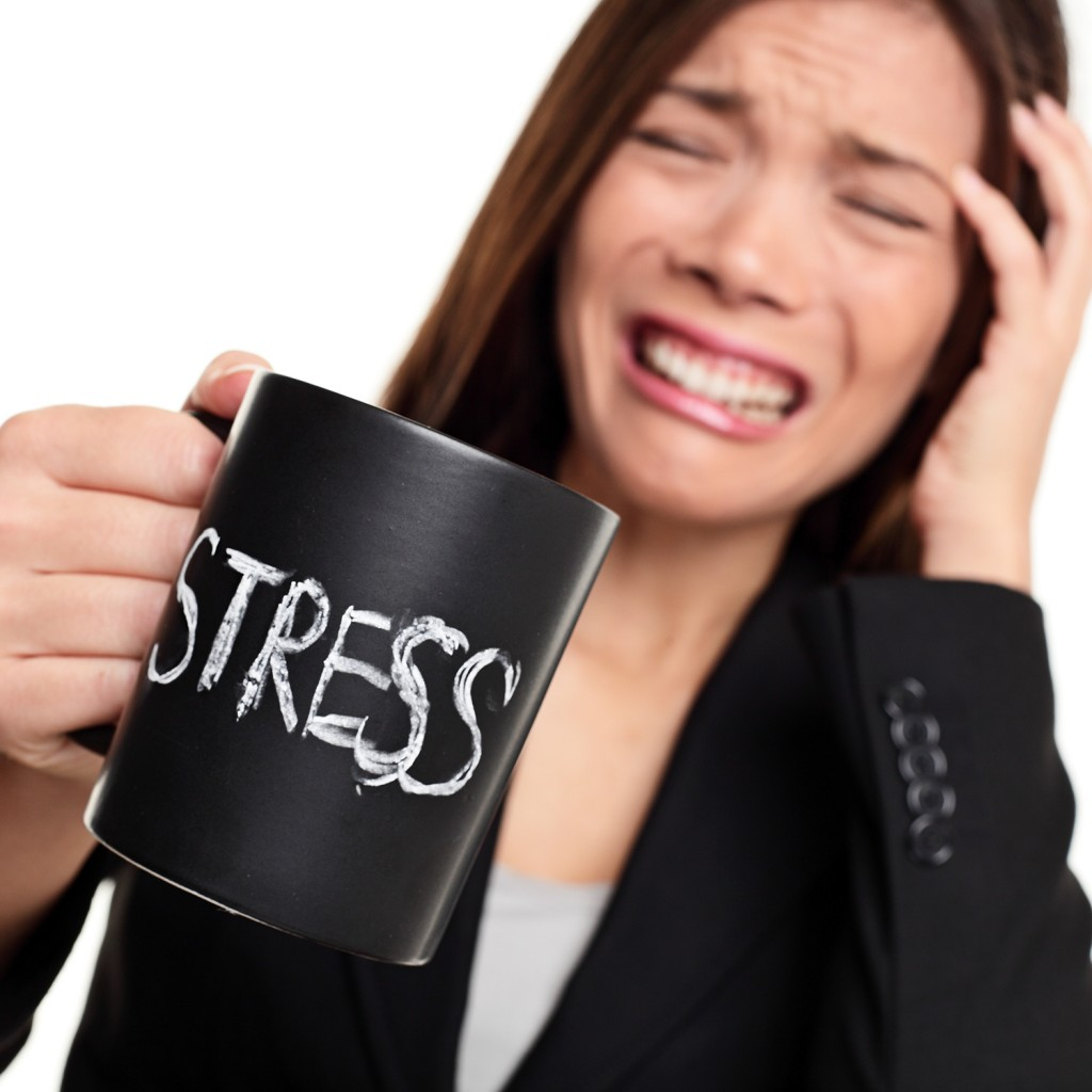 イライラが病気に繋がる7つのストレス度チェック