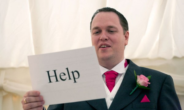 結婚式のスピーチで他と差をつけるためのアドバイス