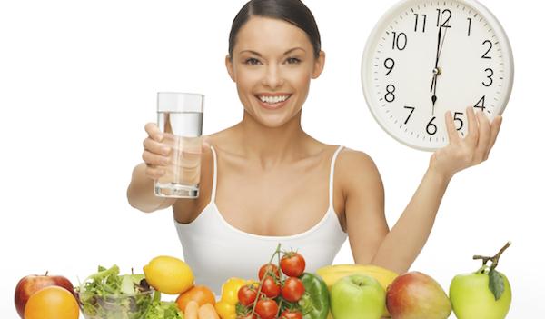 断食ダイエットでスッキリ!自分でできる5つの方法