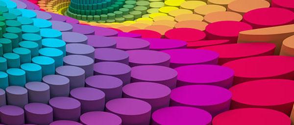 色が人の心理に与える影響とは?7つの色別効果