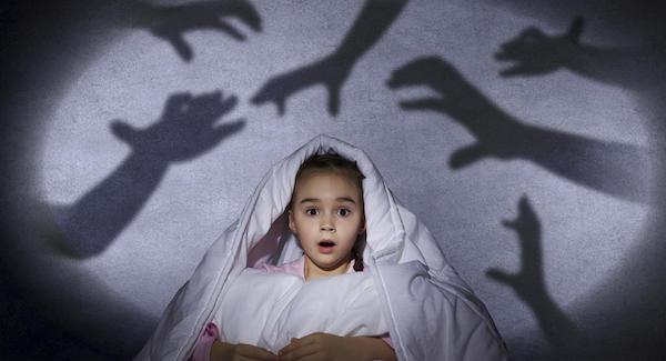 怖い夢を見るときの心理は?あなたの心の中をチェック!