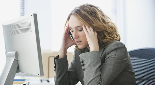 簡単ストレスチェックと、3つのレベル別解消法!