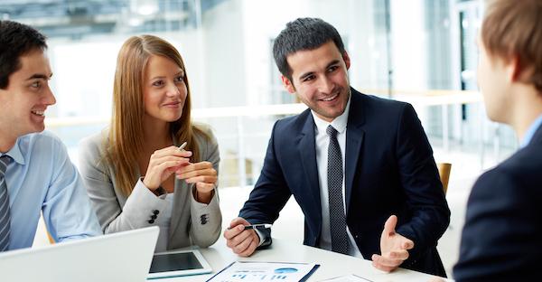 ビジネスでの会話力を身につける5つのステップ!