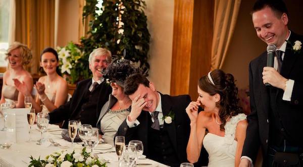 結婚式スピーチ!知らないと恥をかくマナーとは?