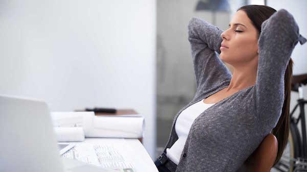 ストレスチェック☆仕事に疲れたときに試す7項目
