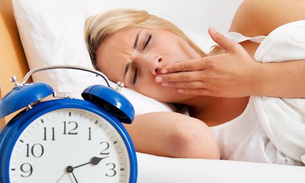 睡眠障害かもと悩んだ時にできる簡単セルフチェック