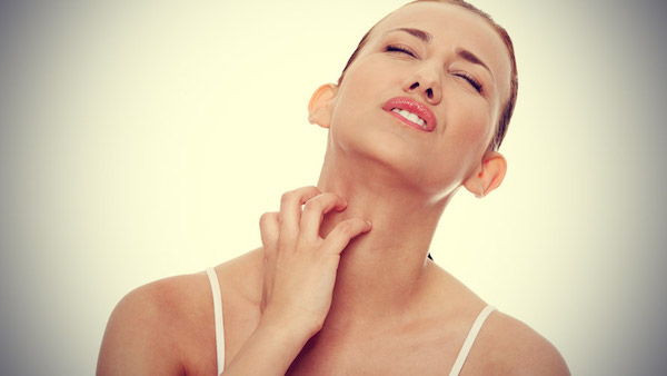 ストレスからくる蕁麻疹を治す7つの方法