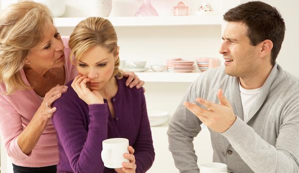 姑の嫌がらせを手っ取り早く回避するための秘策とは?