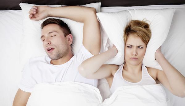 【睡眠時無呼吸症候群】イビキを軽減させる7つの方法