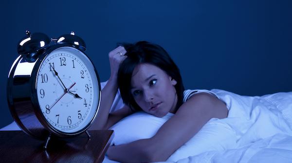 睡眠障害で眠れない時、試してみたい5つのこと