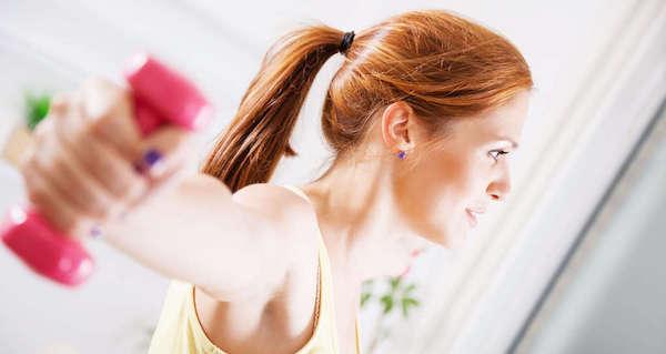 痩せる方法☆室内でできる5つのエクササイズ!