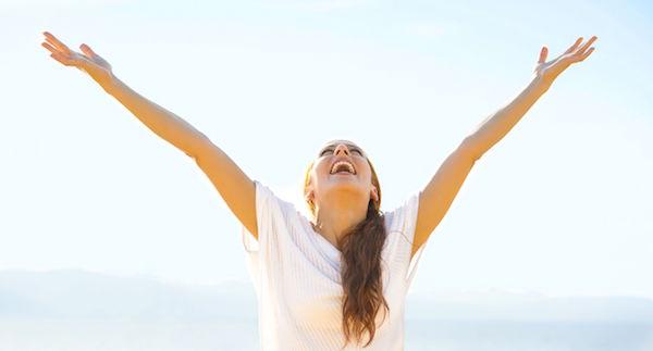 ポジティブシンキングで毎日ハッピーに過ごす7つのコツ!