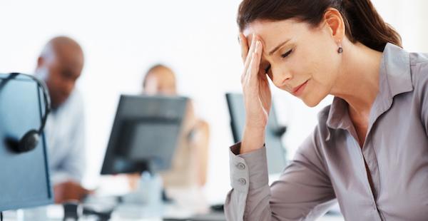 ストレス診断◇心の疲れ度を測る7つの問題